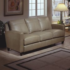 <strong>Omnia Furniture</strong> Skyline Leather Sofa