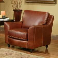 <strong>Omnia Furniture</strong> Great Texas Leather Chair