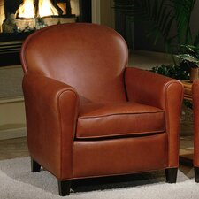 <strong>Omnia Furniture</strong> Buenos Aires Leather Chair