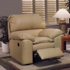 Catera Leather Recliner