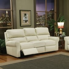 Brookfield Leather Loveseat