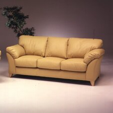 <strong>Omnia Furniture</strong> Nevada Leather Sofa