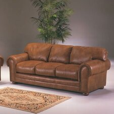 <strong>Omnia Furniture</strong> Cheyenne Leather Loveseat