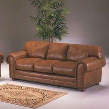Winchester Cheyenne Leather Loveseat