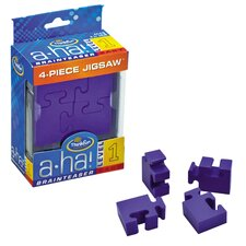A-ha! Our Piece JigSaw Brainteasers