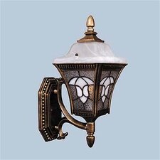 Abington Bottom Mount Wall Lantern