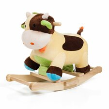 <strong>Happy Trails</strong> Rocking Caley Cow
