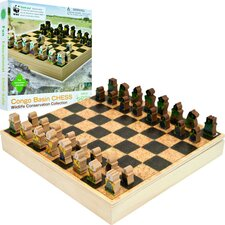 WWF Congo Basin Chess from FSC Certified Wood