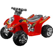 Lil' Rider Ruckus GT Sport 6V Battery Powered ATV