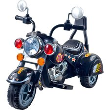 <strong>Lil' Rider</strong> Harley Style Wild Child 6V Battery Powered Motorcycle