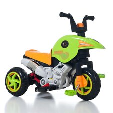 <strong>Lil' Rider</strong> Gemini Dual Action 6V Battery Powered and Pedal Motorcycle