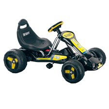 Stealth Pedal Go Kart