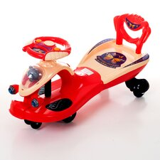 Wiggle Push/Scoot Car