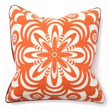 Bohemian Chic Spiro Pillow