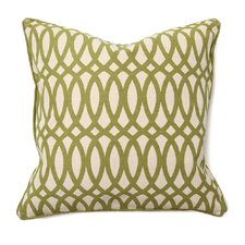 <strong>Villa Home</strong> IIIusion Eliipse Print Pillow