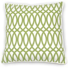<strong>Villa Home</strong> Fields Ellipse Cotton Pillow