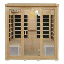 Basic Series 4 Person Carbon FAR Infrared Sauna