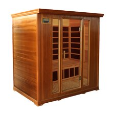 Family Series 4 Person Carbon FAR Infrared Sauna