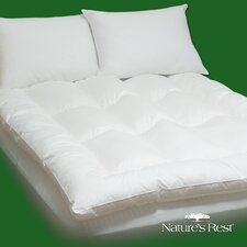 Eco-Classic 100% Cotton Fiber Bed