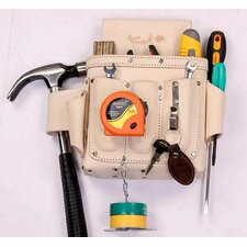 10 Pocket Electricians Tool Pouch Bag
