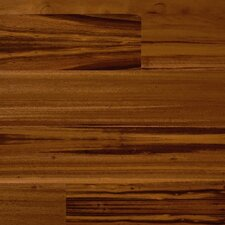 "3-1/8"" Solid Hardwood Tigerwood Flooring"