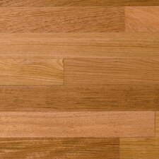 "3-1/8"" Solid Hardwood Brazilian Cherry"