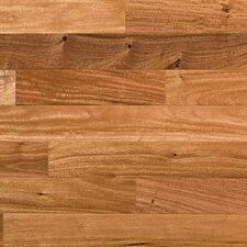 "3"" Solid Hardwood Amendoim Flooring"