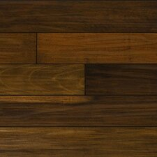 "5-1/2"" Brazilian Walnut Antiquity Hand-Scraped 3/4"" Solid Line"
