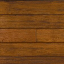 "<strong>IndusParquet</strong> 5-1/2"" Solid Brazilian Cherry Antiquity Hand-Scraped Flooring"
