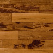 "3"" Solid Hardwood Tigerwood Flooring"