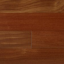 "3-1/4"" Engineered Hardwood Santos Mahogany Flooring"