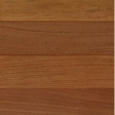 "3"" Engineered Hardwood Brazilian Cherry Flooring in Clearvue Urethane"