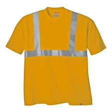 Extra Large High Visibility ANSI Class 2 T-Shirt in Orange