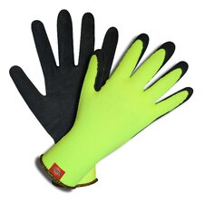 Hi-Vis Polyester Shell Gloves