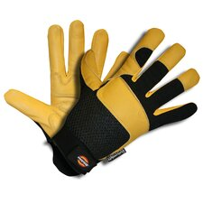 <strong>Dickies</strong> Tough Task Grain Goatskin Activity Gloves
