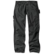 <strong>Dickies</strong> Rinsed Relaxed Fit Sanded Duck Carpenter Jeans