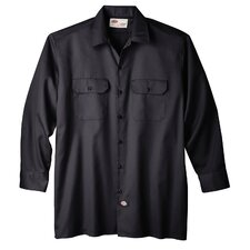 <strong>Dickies</strong> Men's Long Sleeve Work Shirt