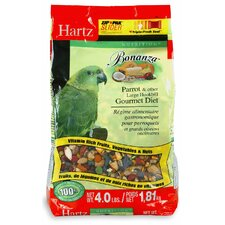 Nutrition Bonanza Parrot and Other Large Hookbill Gourm (4 Lbs)
