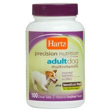 Precision Nutrition Adult Dog Multivitamin (100 Count)