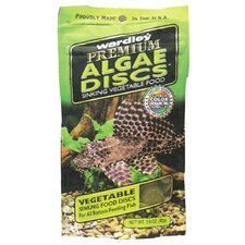 Premium Algae Chip Fish Food - 3 oz.