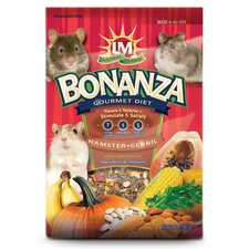 Bonanza Hamster and Gerbil Food - 2 lbs