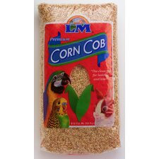 Premium Corn Cob Birds and Small Animal Bedding - 8 lbs
