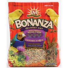 Bonanza Gourmet Canary and Finch Diet Food - 2 lbs