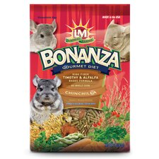 Bonanza Chinchilla Food - 2 lbs