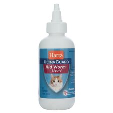 4 Oz. Ultra Guard Rid Worm Liquid