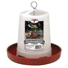 <strong>Miller Mfg</strong> Little Giant Farm & Ag Hanging Poultry Feeder