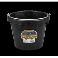 Light Duty Pail in Black - 8 Quart