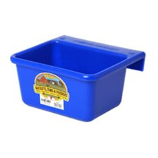 Plastic Mini Horse Feeder - 6 Quart
