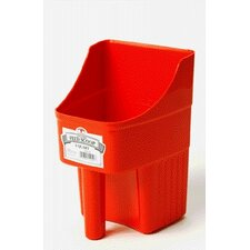 Enclosed Pet Feed Scoop - 3 Quart
