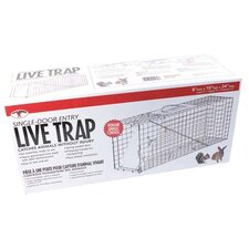 "24"" Single Door Live Trap"